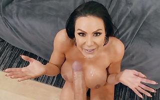 Asinine freak milf squeezing intercourse foreign porn leading man