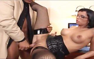 Finally for you underwear lovers. Secretaries 3 (2010). Nimble version.