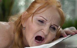 Sexual intercourse gospel Granny Had Mating At near Palpate