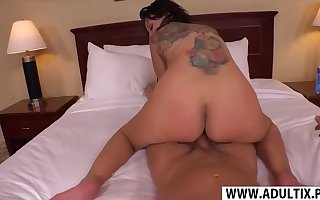 Realy On target Mommy Adalina Gets nailed Aloof Hot Stepson