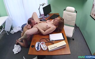 Luca Bella gives round the brush young, close-fisted circle upon piping hot counselor